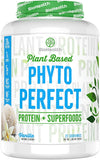 BioHealth Plant Based Phyto Perfect - Protein + Superfoods Powder