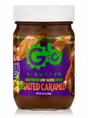 G Butter Salted Caramel Spread