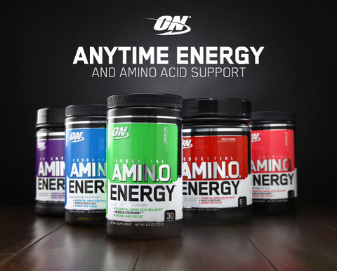 Optimum Nutrition Essential Amino Energy 30srv (Select Flavor)