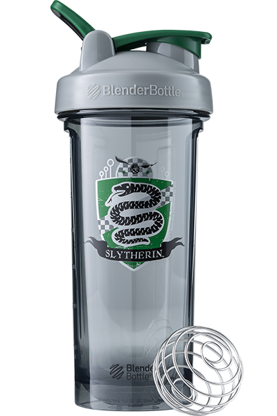 BlenderBottle 28oz Harry Potter Slytherin Team Hogwarts Shaker Cup