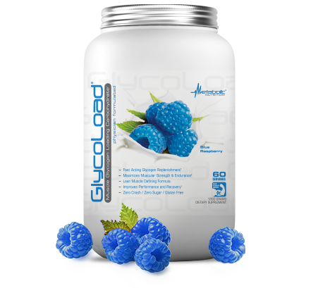 Metabolic Nutrition GlycoLoad 1200g (Select Flavors)