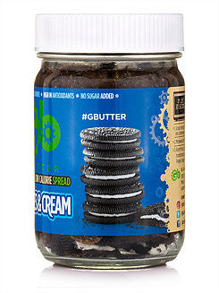 G Butter Cookies & Cream Spread