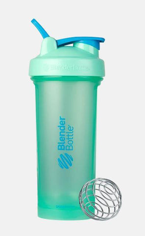 "BlenderBottle 28oz ""Neptune"" Mint/Blue SPECIAL EDITION Shaker cup"