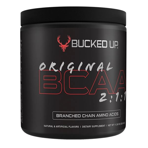 Bucked Up - Original BCAA 2:1:1 (Select Flavor)