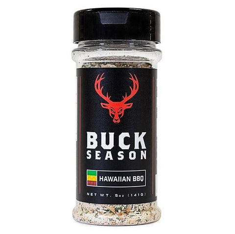 Bucked Up - BUCK Season Hawaiian BBQ Seasoning