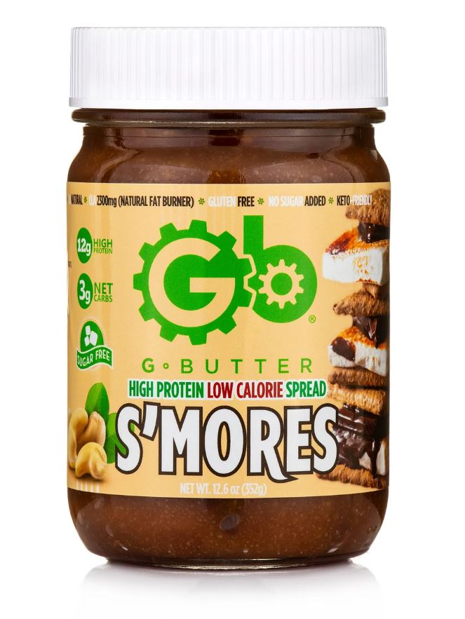 G Butter S'mores Spread