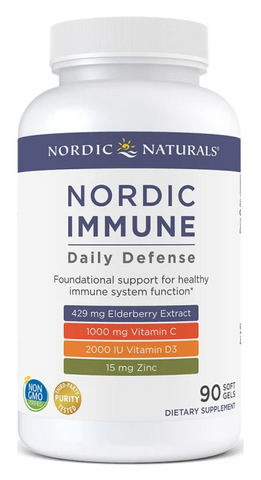 Nordic Naturals Immune Daily Defense 90 ct