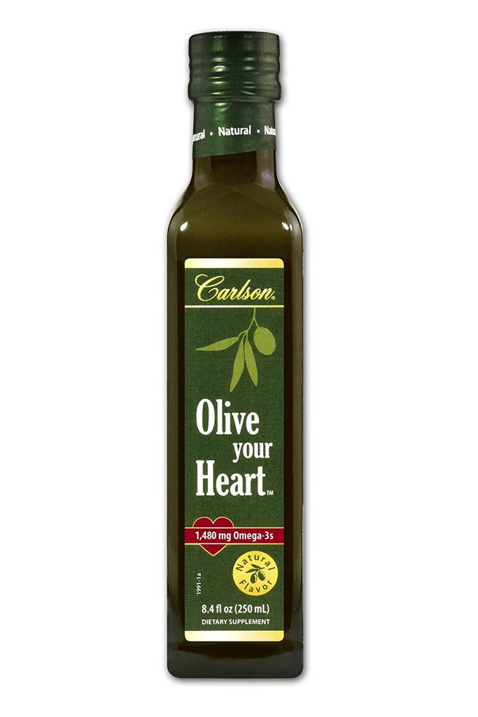Carlson Olive your Heart Natural Flavor