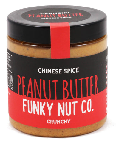 Funky Nut Co. Chinese Spice Peanut Butter