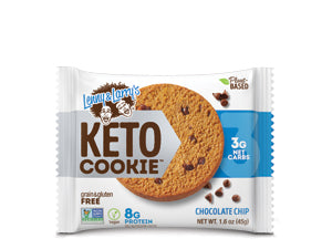 Lenny & Larry's Keto Cookie Chocolate Chip