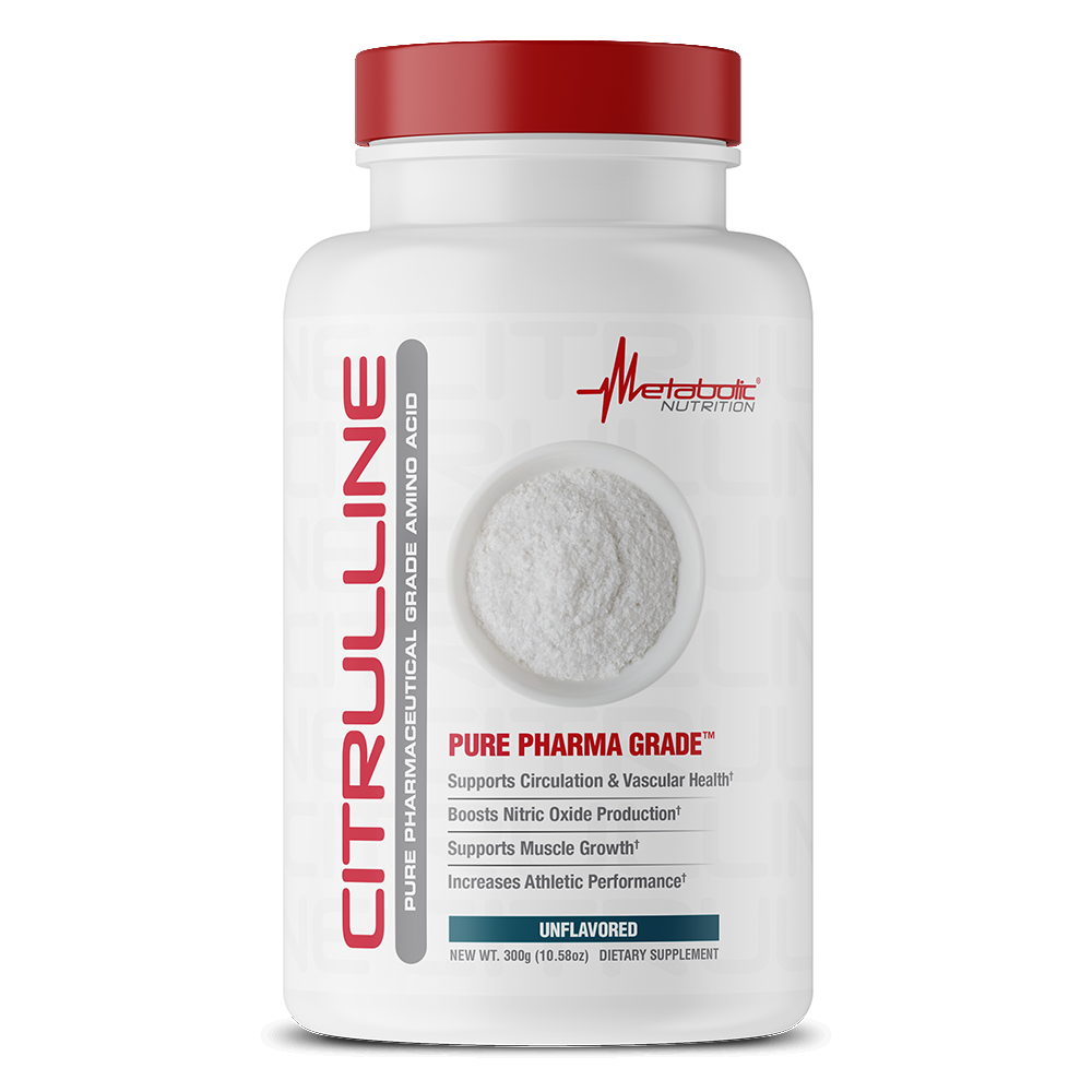 Metabolic Nutrition Citrulline Unflavored
