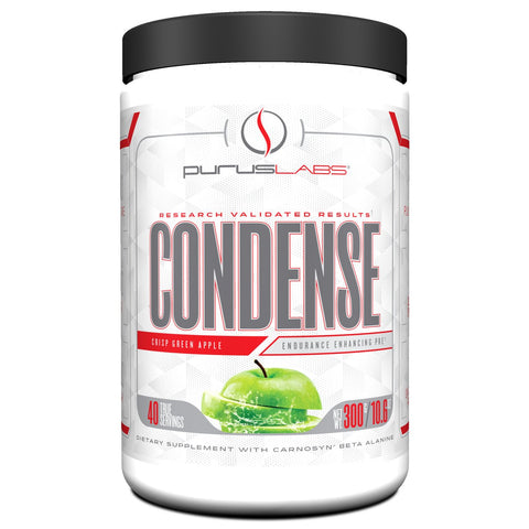 Purus Labs Condense Preworkout (Select Flavors)