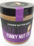 Funky Nut Co. Easter Egg Cashew Butter