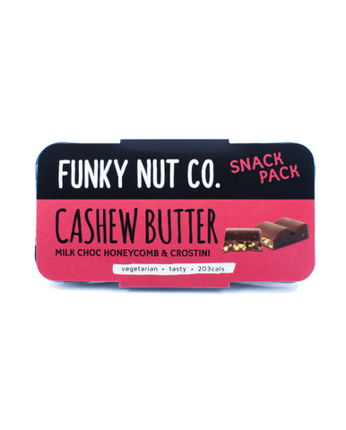Funky Nut Co. Snack Pack Cashew Butter