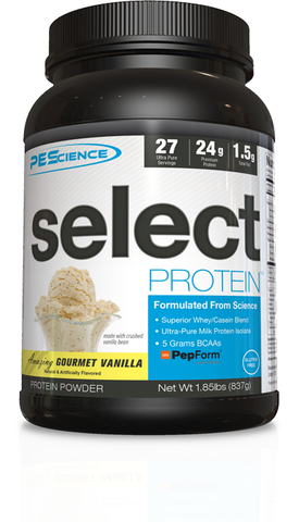 PEScience Select Protein Gourmet Vanilla