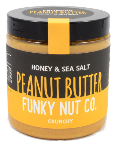 Funky Nut Co. Honey and Sea Salt Peanut Butter