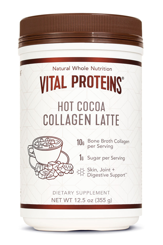 Vital Proteins Hot Cocoa Collagen Latte