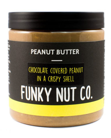 Funky Nut Co. Chocolate Covered Peanut Butter