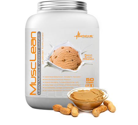 Metabolic Nutrition MuscLean 5lb (Select Flavor)