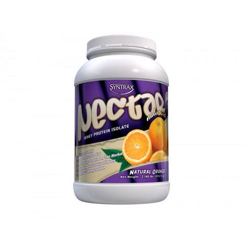 Syntrax Nectar Naturals Orange 2.5lb