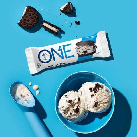 OhYeah ONE Bar Cookies & Cream