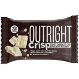 Outright Bar - Crisp White Chocolate Chip Peanut Butter Real Food Protein Bar