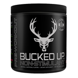 Bucked Up - Non-Stimulant Pre-Workout (Select Flavor)