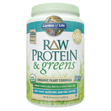 Garden Of Life RAW Protein & Greens 20srv Bottle (SELECT FLAVOR)