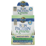 Garden Of Life RAW Protein & Greens 1srv Packets (SELECT FLAVOR)