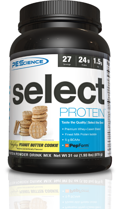 PEScience Select Protein Peanut Butter Cookie