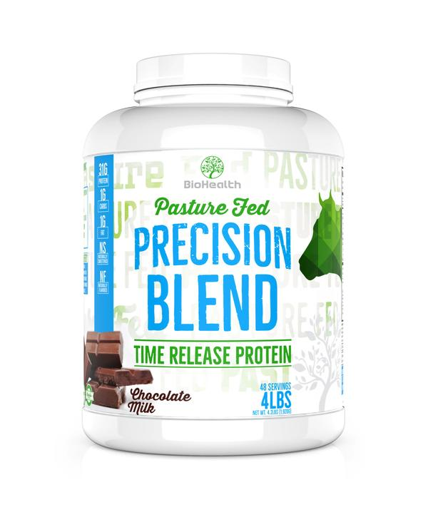 BioHealth Precision Blend - Time Release Protein Chocolate Milk