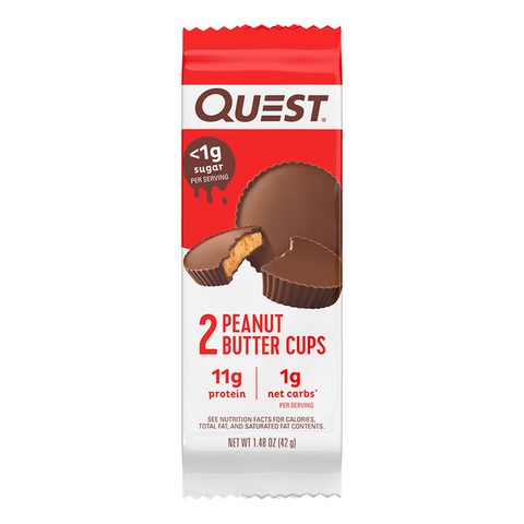 Quest Nutrition Peanut Butter Protein Cups