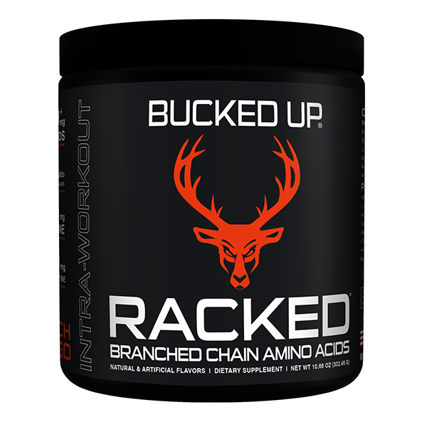 Bucked Up - Racked BCAA (Select Flavor)
