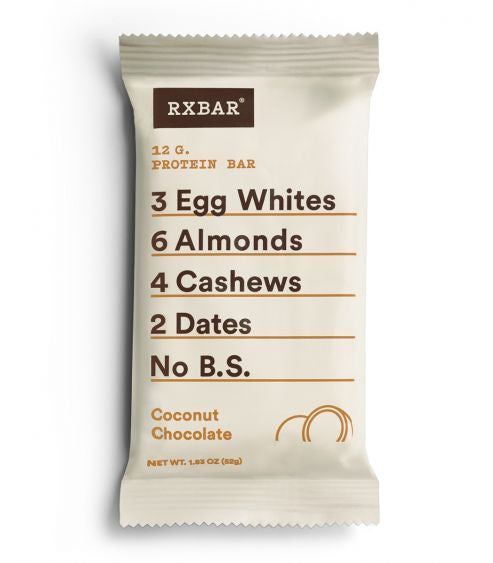 RxBar Chocolate Coconut