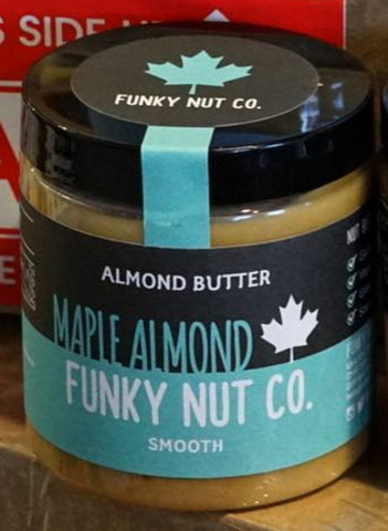 Funky Nut Co. Maple Almond Butter