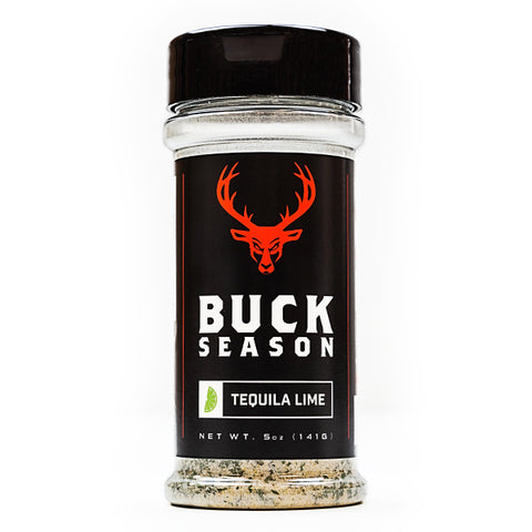 Bucked Up - BUCK Season Tequila Lime Seasoning