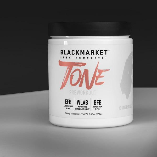 Black Market Labs - Tone- Pre-Workout
