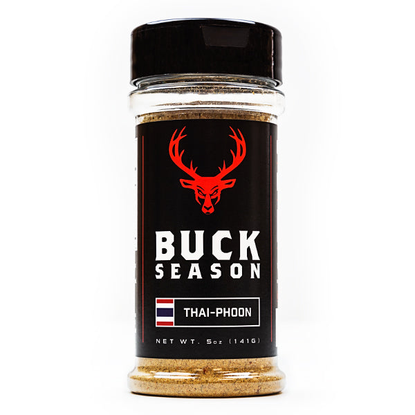 Bucked Up - BUCK Season Thai Phoon Seasoning