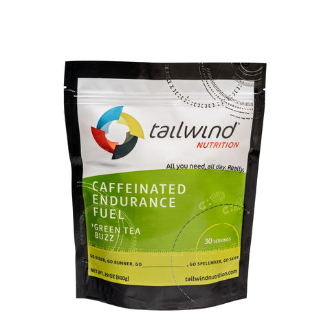 Tailwind Green Tea Buzz Caffeinated Endurance Fuel