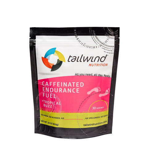 Tailwind Tropical Buzz Caffeinated Endurance Fuel