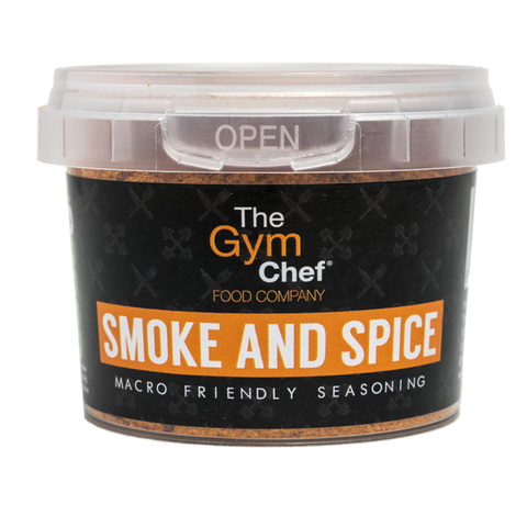 TheGymChef Smoke and Spice Seasoning