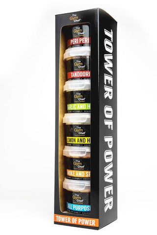 TheGymChef Tower of Power