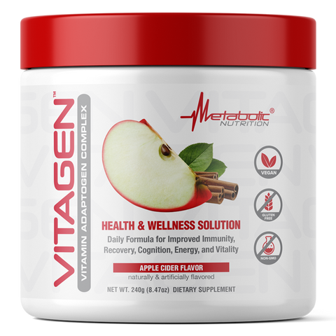 Metabolic Nutrition Vitagen (select flavor)