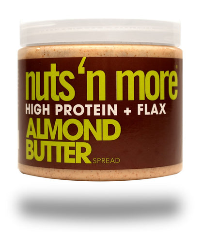 ALMOND BUTTER HIGH PROTEIN SPREAD