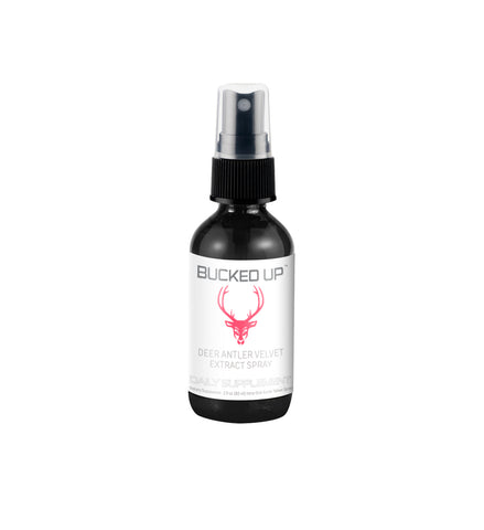 Bucked Up - Deer Antler Velvet Extract IGF1 Spray Women