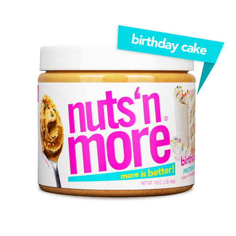 BIRTHDAY CAKE HIGH PROTEIN PEANUT SPREAD