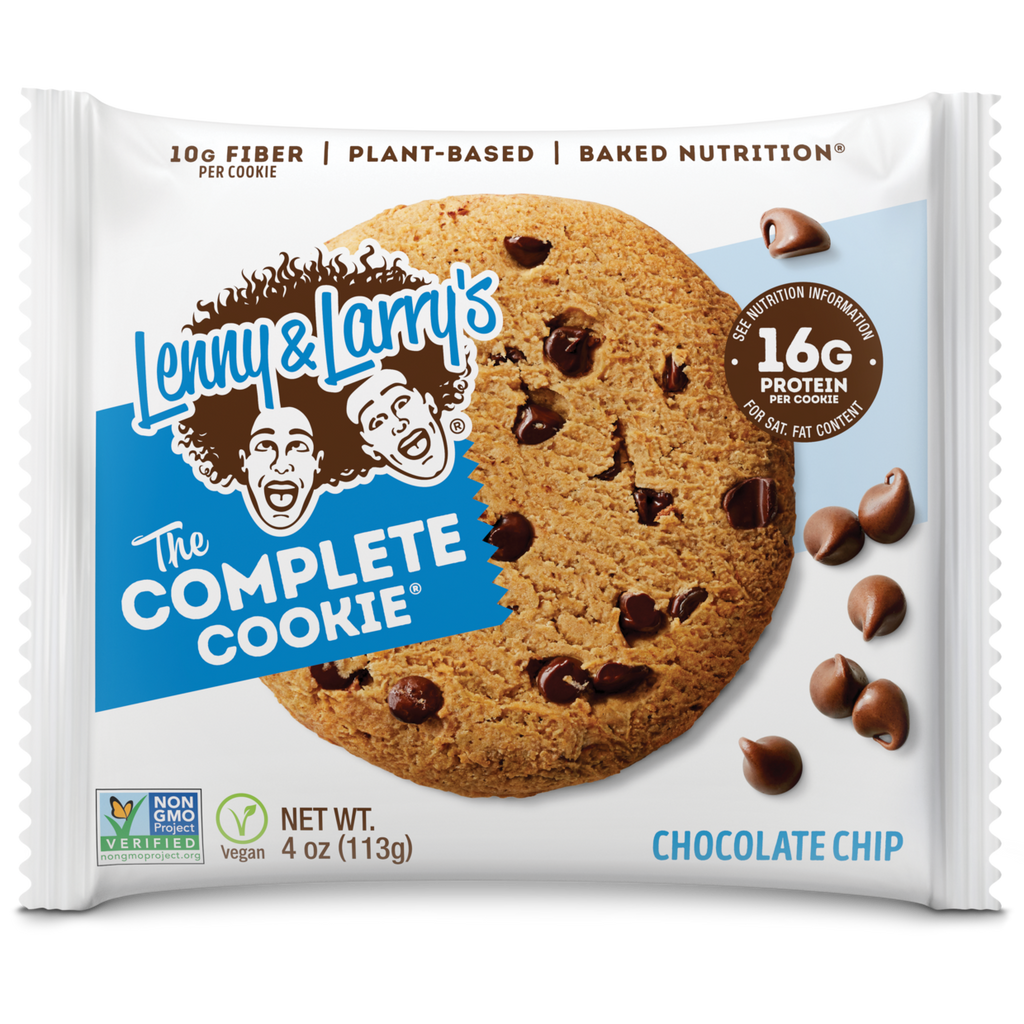 Lenny & Larry's The Complete Cookie Chocolate Chip 4oz
