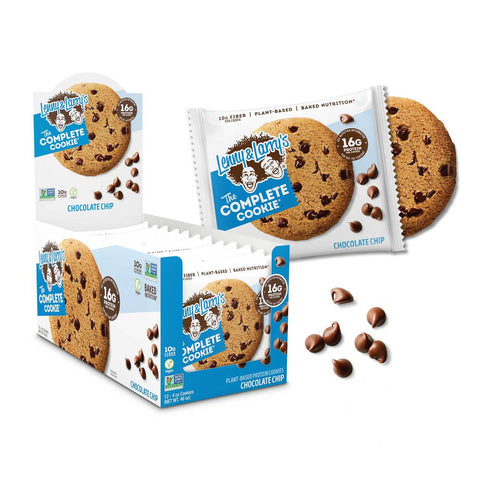 Lenny & Larry's The Complete Crunchy Cookies 3 Flavors