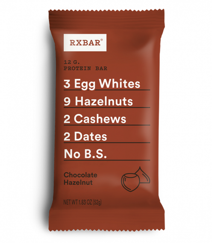 RxBar *LIMITED* Chocolate Hazelnut