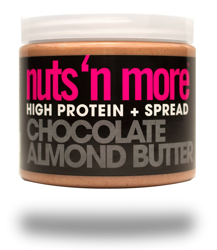 CHOCOLATE ALMOND BUTTER HIGH PROTEIN SPREAD